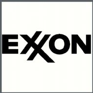 EXXON BIKE DECALS